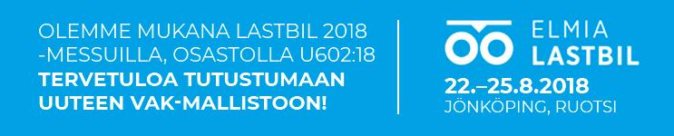 Elmia Lastbil 2018