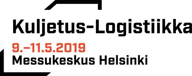Kuljetus-Logistiikka 9.-11.5.2019 Messukeskus Helsinki