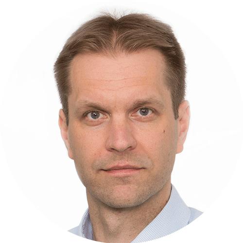 Juuso Laine, suunnittelu- ja tuotekehityspäällikkö