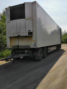 5 akselinen pakastevaunu VAK 2011