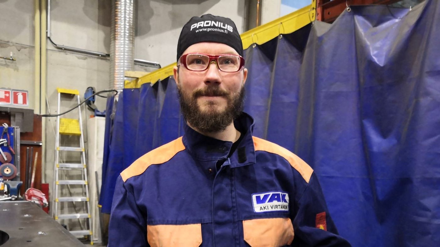 """I appreciate that employees are trusted here and they are given the opportunity to progress in their careers. I enjoy working at VAK very much."""