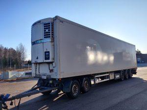 5-akselinen umpiputki kylmävaunu VAK Vm 2003