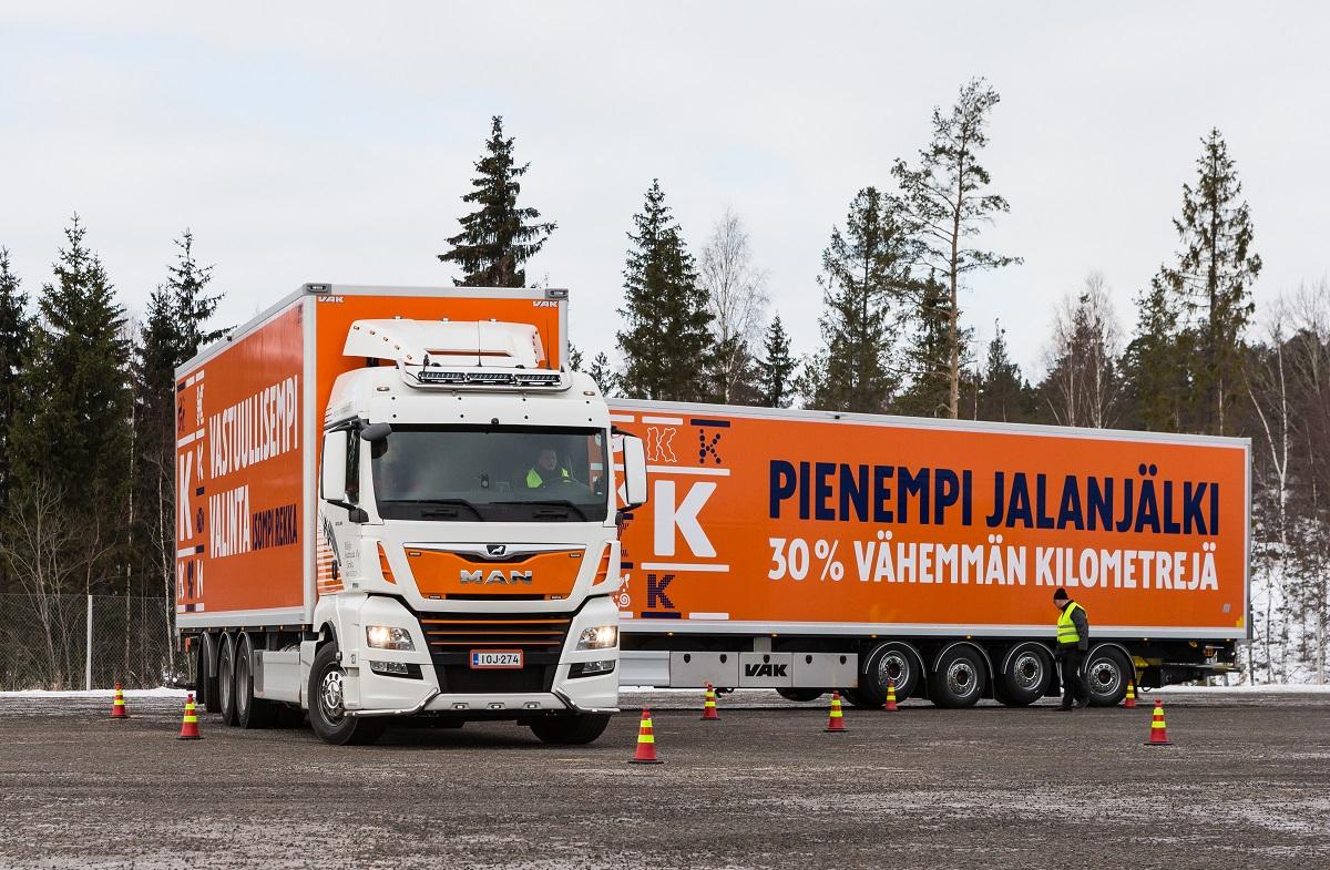 Mikko Sotarauta: Luotan VAK:n laatuun päällirakenne- ja perävaunuhankinnoissa