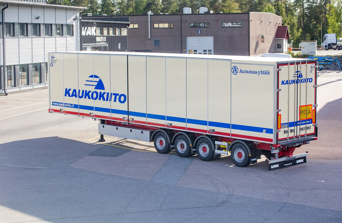 VAK is number one for trailers